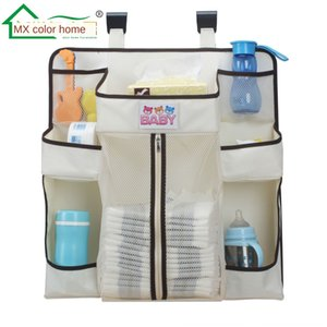 600D environmental protection baby Oxford cloth Diaper Oxford cloth diaper wet hanging bag various toys feeding bottle storage bag