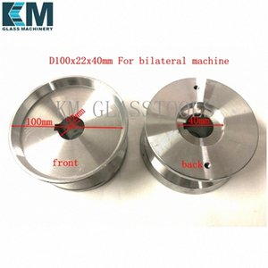 Aluminiumplatte / Al-Platte für Glaskantenschleifmaschine. Kana #