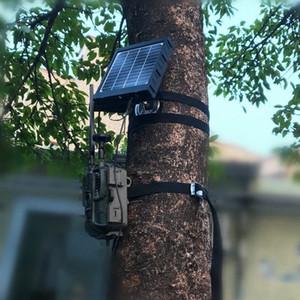 태양 광 카메라 패널 전원 충전기 4G 카메라 카메라 사냥 패널 태양 광 충전기 4G 사냥 카메라 Moultrie의 트레일 카메라 yhEI 번호