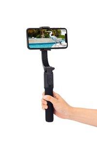H5 Gimbal Handy Stabilizer Anti-Shake-Stativ Bluetooth Zoom Fernbedienung Selfie Stock für iPhone und Android Phone