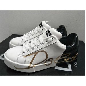 2020 Name Designer High Quality Man Casual Shoes Flat Kanye West Fashion Wrinkled Leather Lace-up High Top Male Arena Shoes mjmjmj04