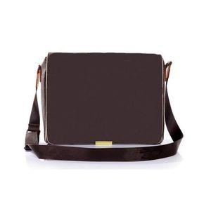 2020 classic men's fashion messenger bag shoulder bag laptop bag