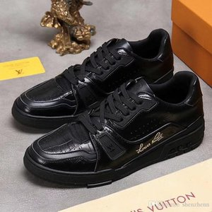Mens Shoes Outdoor Athletic Daily Runner Flat Casual Shoes For Men Chaussures Pour Hommes Luxury Trainer Sneaker -Exclusively Online Fashion