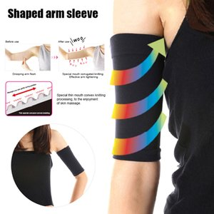 Newly 1 Pair Arm Shaping Sleeves Calf Workout Women Shapewear Shapebuilding Yoga Cover S66