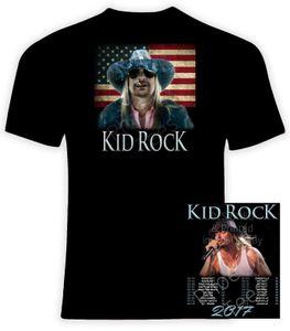 Kid Rock Concert 2020 camisa de la camiseta del viaje de Kid Rock T Tamaños S-6X