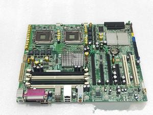 Pour la station de travail d'origine de la carte mère HP XW6400 carte mère 5000X puce / 436925-001 380689-002