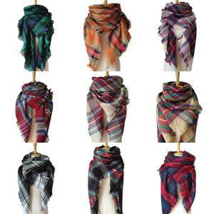 Falso Collar New Lady blinger longo Faux Fur Raccoon Fur cachecol quente inverno Fox Fur Xaile E Wraps Multicolors D19011003 # 850