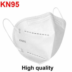 KN95 maschera antipolvere antinebbia Maschere Anti Spit traspirante Viso 95% PM2.5 filtrazione N95 Maschera FeN95 Maschera Caratteristiche sicurezza delle forniture di protezione