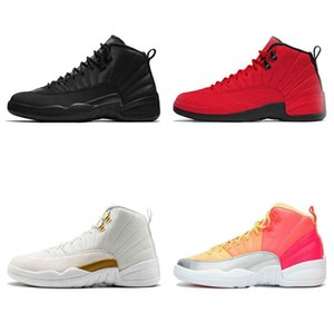 12s Winterized WNTR Gym Red air Mens Basketball Shoes The Master Flu Game Taxi 12 men sport sneakers retro shoe US 7-13