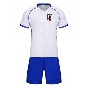 Giappone 2020 vestito di allenamento di calcio breve tuta può essere sport degli uomini Tuta da allenamento Running Wear gruppo abbigliamento casual sportswear arrampicata