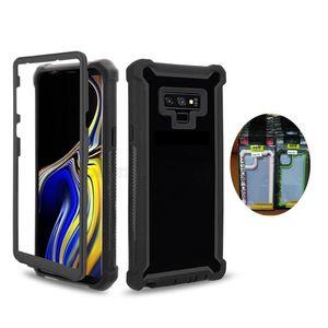 Heiße harte Vorder Verteidiger Acrylic Case für iPhone 12 SE2 11 Pro Max XR 6S 7 8 Plus Dual-Stoß- Plexiglas Zurück W Kunststoff-Box-Verpackung