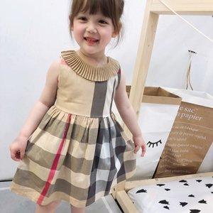 Girls summer dress 2020 children's clothing new children's princess skirt foreign baby fairy skirt little girl skirt