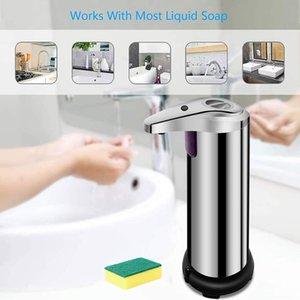 Otomatik Sabunluk Fotoselli Köpük Sabun Makinesi için Kızılötesi Hareket Sensörü Yükseltildi Su geçirmez Base Paslanmaz Çelik donatılmış