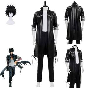 Mein Held Akademie Boku Kein Held Akademie Ochaco Uraraka Dabi Cosplay Kostüm Full Set (Graben + T-Shirt + Pants) für Männer Maß