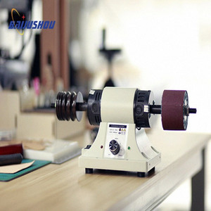220V 110v leather edge polishing machine engraving machine TS1B#