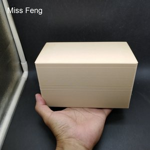 SHW003   Novelty Rectangle Puzzle Box Brain Teaser Toy Child Hobby Game PLA Material