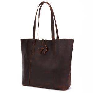 MAHEU la señora del cuero genuino bolso del hombro diseñadores bolsa de hombro bolsas de mujer de lujo de la moda negro impermeable bolso de mano femenina