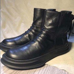 Temor de Dios 1 aire botas de los hombres de moda los zapatos corrientes de las zapatillas de deporte para hombre formadoras nueva llegada de la zapatilla de deporte 100% reales NM2