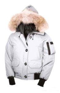 Yüksek Kaliteli Kalınlığı Kış Stil Ceket Erkek Aşağı Coat Süper Dış Giyim Büyük Kürk Kapşonlu Man Down Jacket Coat Boyut S-XXL Isınma