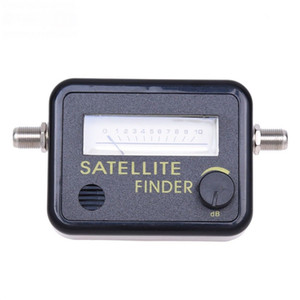 Satellite Finder Encuentra alineación Medidor de señal del receptor para el SAT plato de televisión LNB Direc amplificador digital Satfinder