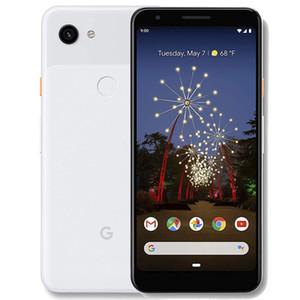Recuperado Original Google Pixel 3A XL 6.0 polegadas 5pcs Octa Núcleo 4GB RAM 64GB ROM 12.2MP Câmera Desbloqueado 4G LTE inteligente Android Phone DHL