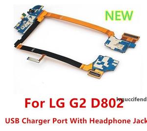 LG G2 D802 OEM 새로운 마이크로 USB 충전기 포트 충전기 Dock 커넥터와 헤드폰 잭 무료 배송
