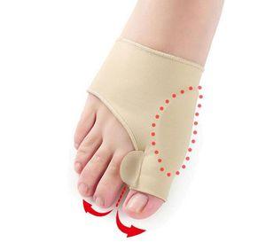 Alluci Correzione Bunion calzini per Pedicure del correttore di posizione del dispositivo a pedale Concealer Thumb correzione dell'alluce valgo Socks libera la nave