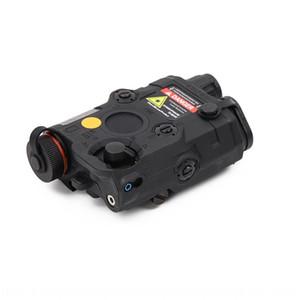 BAS56 FMA-PEQ15 boîtier de batterie indicateur tactique infra IR FMA-PEQ15 boîtier de batterie laser rouge ind tactique laser infrarouge de la torche de la torche IR