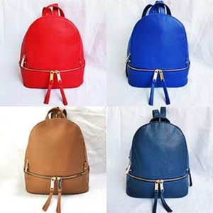 High Quality Backpack Classic Leather Gold Chain Cross Body Handbags For Women Shoulder Bags Tote Messenger Bag#695