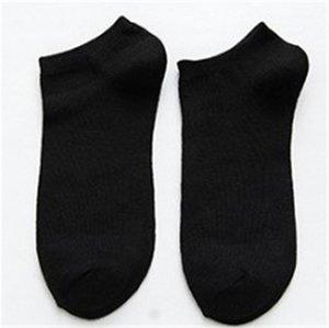 Couleur Chaussettes Mode et Breathability Sweat Socquettes Absorption Hommes Designer Chaussettes Hommes Confortable Casual solide
