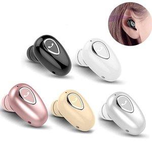 YX01 Мини беспроводной Bluetooth наушники наушники Ear Handsfree наушники с микрофоном Спорт стерео Bluetooth-гарнитура для телефонов Android