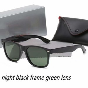 Prohibiciones prohibición de las mujeres de los hombres de verano gafas de sol de aviador 140 Vintage rayos Piloto Marca Gafas de sol polarizadas UV400 gafas de sol para mujer de Ben Wayfarer kdTm #