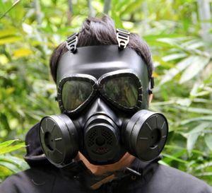 New CS Wargame Tactical Airsoft Skull Anti-Fog Dummy Gas Protective Masquerade Mask Tactical Equipment Mens Masks