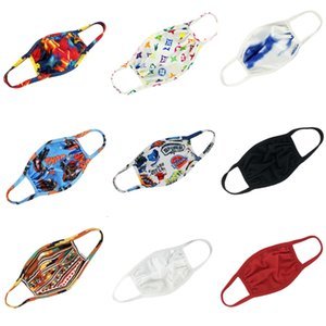 Listo para Sip! Máscaras desechables 100X Fa 3Ply la higiene de la máscara de polvo anti Wit elástico Loop polvo Mout máscara de protección # 839