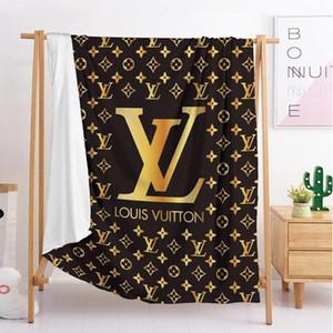 Designer Luxus nett Wurfdecke Schlafdecke Flanelldecke Reise Sofa Einzel-Doppel große Betten (F05)