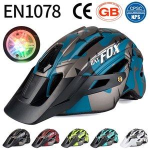 4Fh8l BATFOX / Manta dağ bisikleti bisiklet entegre ri bicyclemountain uyarı lambası emniyet BATFOX / Manta bisiklet Bisikletli sürme entegre