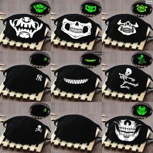 NJ1D5 Shipping Filter Fashion Magic Mask Scarves Kid With Printing Skull Scarf Turban Neck Bandanas Protective Face Skull Scarf Sun Masks#906