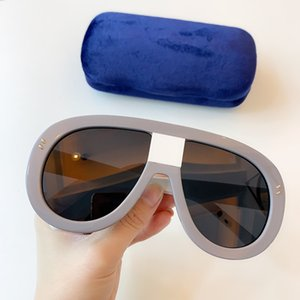2020 Newstyle Hotsale GG0678 Mode Bigrim Pilot Plank Sonnenbrille Rahmen für Männer Frauen für Prescription Objektiv Fullset Verpackung hohe Qualität