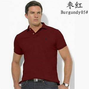 Mens Designers bosses polo Shirts Male Hugo Summer Turn Down Collar Short Sleeves Cotton poloShirts Men Casual polos Tops 824-7