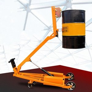 Electro-hydraulic folding boom loading and unloading truck Push-type multi-purpose truck Small h64a#