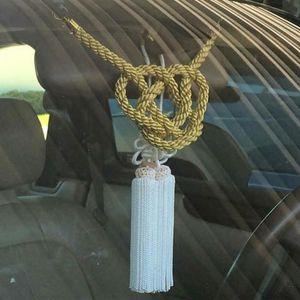 JP JUNCTION PRODUTO prata Car Kin Tsuna RPRE VIP Boa Sorte Nós Ornamentos Sorte Encantos Kin Rope