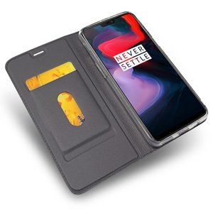Luxury Leather Case for Oneplus 7 7Pro 7T 5t 6 6T 8gb Flip Shockproof Wallet Phone Cover On One Plus 5 Magnetic Coque Folio Capa