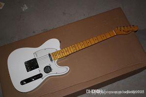 TL E-Gitarre, natürliche Telecastergitarre, Tele E-Gitarre