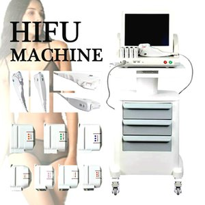 Hot Selling 2D Hifu Machine For Skin Tightening And Wrinkle Removal One Shot With 2D Hifu Body Slimming