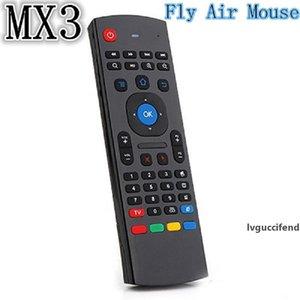 U1 이러한 무선 미니 키보드 에어 마우스 원격 제어 2.4G 감지 자이로 스코프 센서 콤보 MX3를 들어 S905X S912 TX5 안드로이드 TV BOX