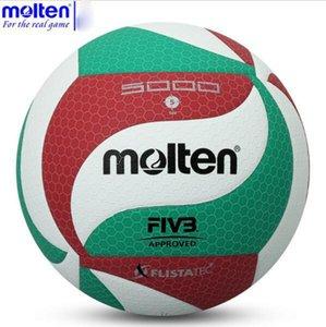 Molten V5M5000 jogo oficial Tamanho Peso ao ar livre Indoor treinamento competição do voleibol bolas de praia andebol voleibol voleibol