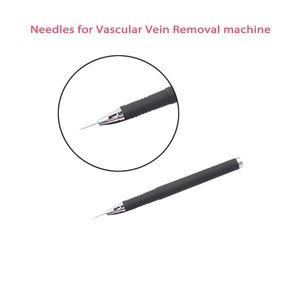 Aiguilles pour haute fréquence globules rouges veines du visage d'élimination vasculaire supprimer rougeur traitement utilisation de la machine décapant