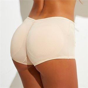 qNBmH Kadın minder yastık artı cushionhip-kaldırma underwearsexy kalça-liftingbreathable breifs Kadın sünger minder Sünger ped Kısa ceket