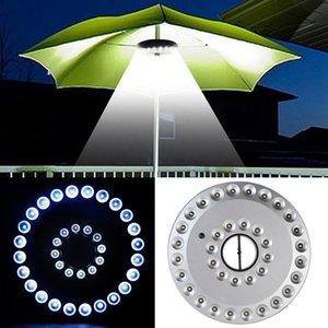 내구성이 휴대용 폴 라이트 48/36/24 Led 전구 야외 정원 마당 잔디 밤 빛 등불 폴란드 우산 빛