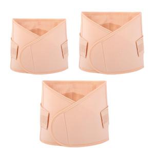 3pcs Postnatal Postpartum Waist Trimmer Wrap Support Shapewear